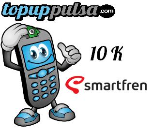 Pulsa Smartfren Nasional - Smart 10.000